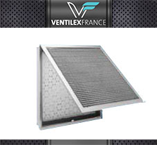 feature box Grilles de reprise porte-filtre